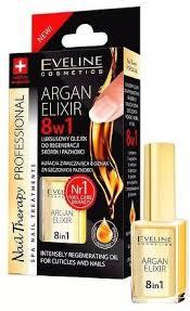 Eveline Spa Nail Argan Elixir 12ml