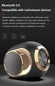 Bluetooth hoparlör kablosuz TWS özel Model yeni açık kart küçük ses patlama  Subwoofer|Taşınabilir Hoparlörler