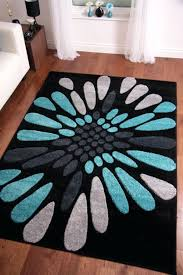 special teal color rugs amazing brilliant rug teal and black area rug rugs ideas for for