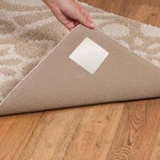 Rug Mat Non Slip The Home Depot Rug Tabs 4 Pads Rugs