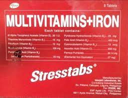 Compared to 2019, we saw sales for vitamin supplements rise by 40 per cent in 2020, and now it is up by 50 per cent in. 100 Sresstabs Multivitamins Iron Antistress Vitamin Philippine Formula Fresh Stock