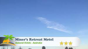 Allan Cunningham Motel Miners Retreat Motel Ballarat Hotels Australia Youtube
