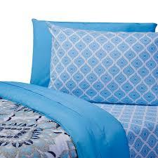 kaleidoscope aqua college classic twin xl comforter