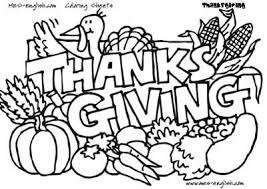 Small Picture Thanksgiving Color Pages To Print FunyColoring