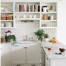 Kitchen Wall Shelving Metal Wall Shelves Kitchen The Wall Metal Stips Open Shelves
