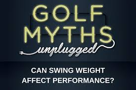 Swing Weight Scale Chart Can Swing Weight Affect Performance Golf Myths Unplugged