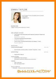 3+ international cv format pdf