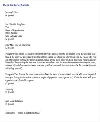 Letter For References Sample Thank You Letter For Reference 8 Examples In Word Pdf
