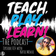 Fine Motor Play with Polly Benson by Teach, Play, Learn! The Podcast • A  podcast on Anchor