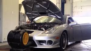 Speed Factor Racing - Toyota Celica GT Turbo Dyno Tune - YouTube