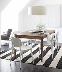amazing home unique black white striped rug in olin cotton dhurrie crate and barrel black