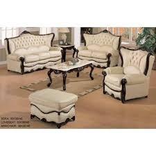 Living room furniture White Elegant Piece Leather Living Room Set Wayfair Elegant Living Room Furniture Wayfair