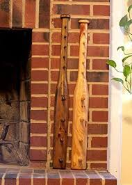 Baseball Coat Rack Magnificent Amazon Baseball Bat Coat And Hat Rack Handmade