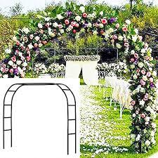 metal garden arbor wedding arch 76