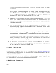 How To Perfect Your Resume In 15 Minutes Pages 1 4 Text