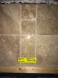 Natural Stone Kitchen Flooring Travertine For The Kitchen Or Bath New Home Improvement