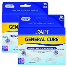 Mardel Fish Disease Chart Api Powder General Cure 20 Pack