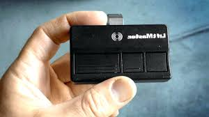 program garage door to car photo 1 of 3 how to program a garage door remote