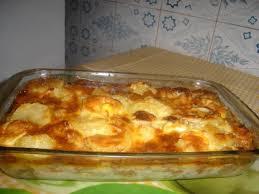 Resultado de imagem para ARROZ DE FORNO COM BANANA nanica azeitonas presunto queijo