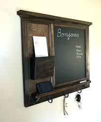 wall mounted mail holder wall mounted key