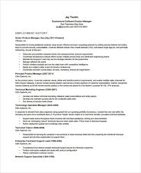 Product Manager Resume Impressive 28 Product Manager Resume Templates PDF DOC Free Premium