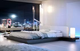 california king bed. Bimmaloft_bed_worth_HB39A-CK-WEN-WHT_1 California King Bed 0