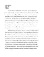 position paper rwandan genocide nicole kopek meghan sumner  2 pages isis crisis position paper
