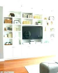 build whole wall bookshelves diy do it yourself mounted shelf cool unit new shelving bookshelf kids