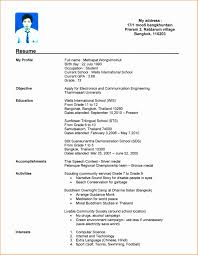 Cover Letter How To Write Student Resume For Inspirational Job