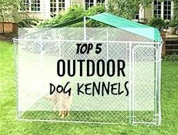 10x10 dog pen outdoor 10x10 dog kennel cover