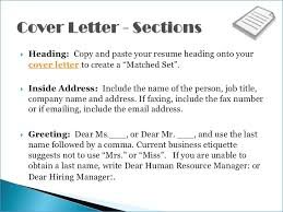 What Is Resume Title Resume Example