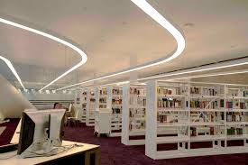 library lighting. Library Lighting C