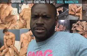 Diesel washington gay porn