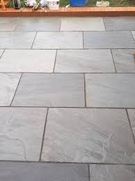 patio slabs. Wonderful Silver Gray Indian Sandstone Paving Slabs 900x600 Giant Measurement Paver Patio
