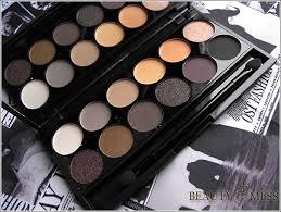 sleek makeup i divine eyeshadow palette au naturel review mugeek sleek eye palete au naturel i