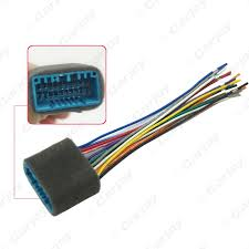 online buy whole acura wiring harness from acura wiring 1pc car aftermarket audio radio stereo wiring harness for honda acura accord civic
