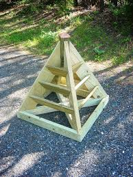 pyramid planter for growing strawberries 3 ft strawberry planter