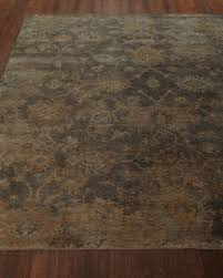 avani hand knotted rug 6 x 9 and matching items