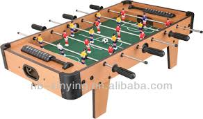 Miniature Wooden Foosball Table Game Mini Wooden Tabletop Foosball Game With 100 Legs Buy Tabletop 8