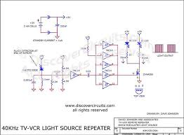 circuit vcr remote boost circuits designed by david a johnson circuit vcr remote boost designed by dave johnson pe