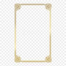 free png border frame gold