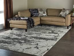 maxell ivory grey rectangular area rug