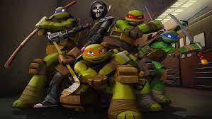 Teenage Mutant Ninja Turtles' CG Animated Series Gets 2D Reboot - Variety