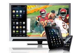 vizio tv 2012. vizio announced a new line of tablet and mobile devices running google\u0027s (s goog) android operating system that will enable its users to watch programming tv 2012