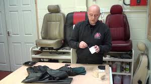 lrc how to repair a leather jacket