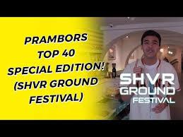 Prambors Top 40 Chart Agustus Shvr Ground Festival 2019