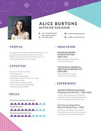 One Page Resume Amazing One Page Resume for Experienced Template Download 60 Resumes in