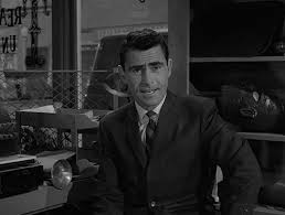 rod serling a piano in the house