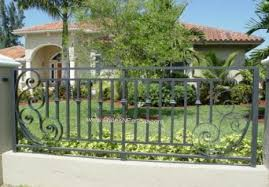 Decorative Iron Fence, Decorative Aluminum Fence, Decorative Fencing,  Decorative Garden Fencing
