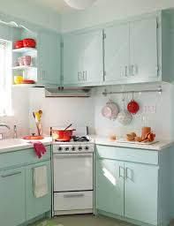 kitchen designs for small spaces. Unique For A Small Space With Fifties Flair Inside Kitchen Designs For Spaces E